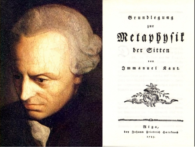 "Immanuel Kant's ""Groundwork of the Metaphysics of Morals"""