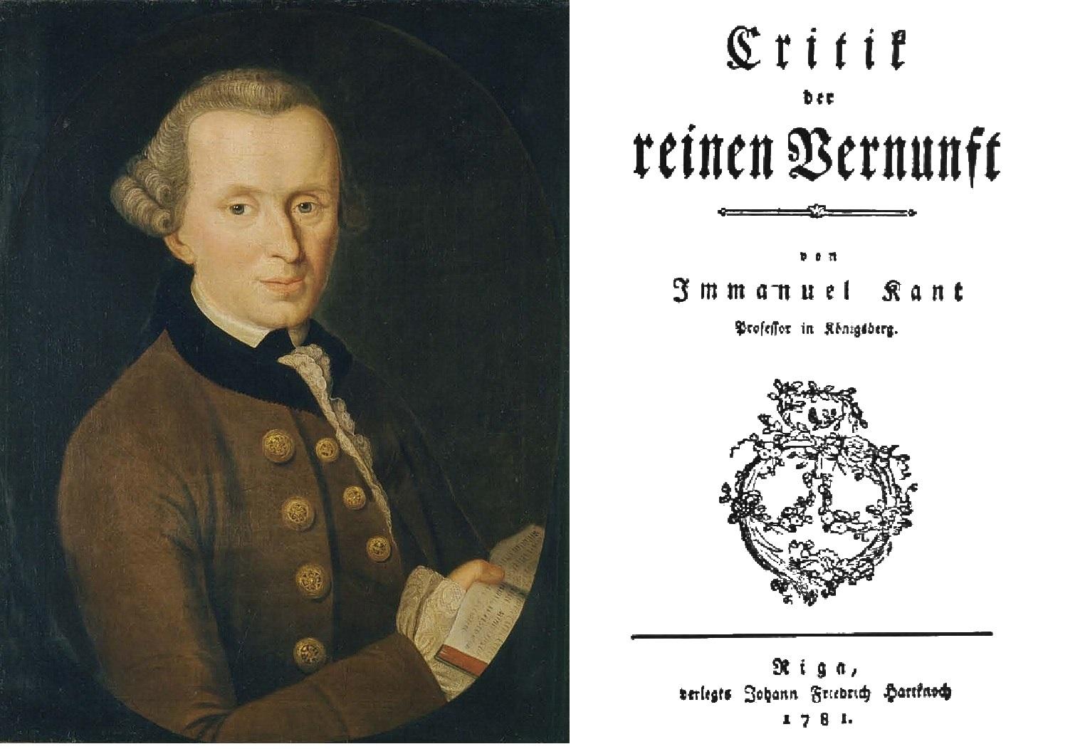 Idealism Pt. 2: Kant's Transcendental Idealism – 1000-Word Philosophy: An  Introductory Anthology
