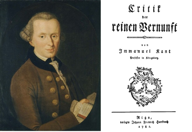 Kant and his Critique of Pure Reason