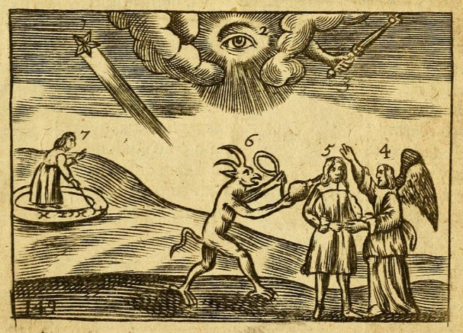 John Comenius, likely the first picture book dedicated to the education of young children, Orbis Sensualium Pictus – or The World of Things Obvious to the Senses drawn in Pictures, mid 17th-century.