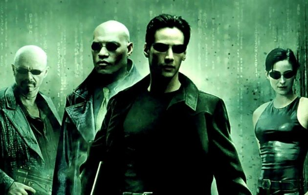 """The Matrix"" film"