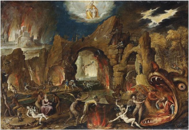 Jacob van Swanenburg's painting