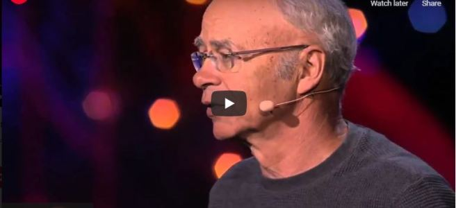 Peter Singer on absolute poverty and effective altruism.